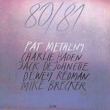 PAT METHENY パット・メセニー 80 81 (ECM_2LP-180G )
