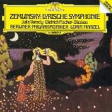 Lyrische Sinfonie Maazel Berlin Philharmonic, Varady, F-Dieskau Zemlinsky