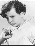 Lorin Maazel 8歳