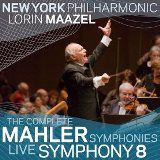 Mahler Symphony No. 8. New York Philharmonic, Lorin Maazel, Christine Brewer, Nancy Gustafson, Jeanine De Bique, Mary Phillips, Nancy Maultsby,
