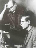 ジム・ホール(左 ) ビル・エヴァンス(右 )S.S.