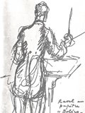 Ravel Conducts Bolero !