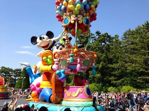 ディズニー2014年6月