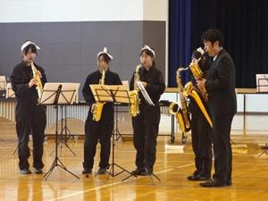 楽器紹介SAX