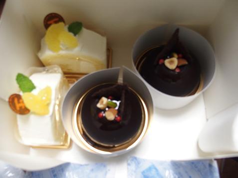 ヨロイズカ・ケーキ