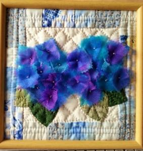 2014年5月 『紫陽花』