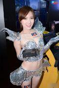 台北国際電脳展2014 ショーガール 1