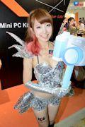 台北国際電脳展2014 ショーガール 2