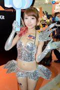 台北国際電脳展2014 ショーガール 4