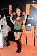 台北国際電脳展2014 ショーガール 18