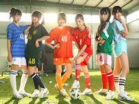 SNH48 サッカーユニフォーム画像