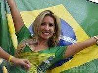 FIFAワールドカップ2014 ブラジル大会の「美人」サポーター画像特集