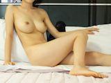 韓国美乳妻 流出ヌード画像 12