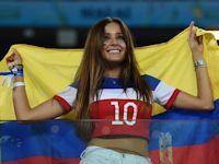 ワールドカップ2014ブラジル大会 美人サポーター画像特集