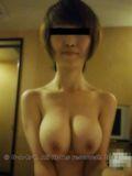 香港巨乳美女 流出ヌード画像 4
