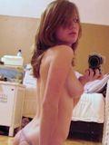 西洋美女 自分撮り ヌード画像 12