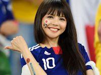 ワールドカップ2014 ブラジル大会の美人サポーター画像特集3