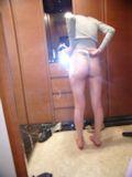 韓国美乳美女 自分撮り流出ヌード画像 3