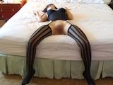 パイパン巨乳女性 性奴隷ヌード画像 14