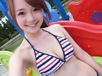 台湾美少女モデル 維尼 (Winnie) 自分撮り画像