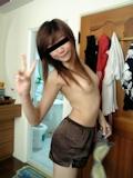 台湾美人ギャル 流出ヌード画像 6