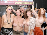 International Go-Topless Day 2014 _8