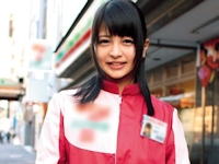 いく 新作AV 「青春コンビニアルバイト 美少女JKいく」 9/1 リリース