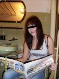 ロシア新妻 流出ヌード画像 7