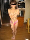 日本美女 拘束プレイ流出ヌード画像 3
