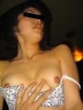 日本美女 拘束プレイ流出ヌード画像 16