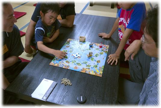 2014-05-25 「ピラティシモ」遊戯中