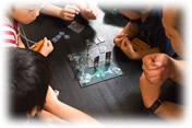 2014-07-13 親子ゲーム会:ゾンビキッズ