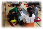 2014-07-13 親子ゲーム会:わたしはだあれ