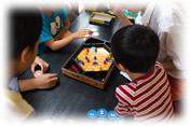 2014-07-13 親子ゲーム会:穴掘りモグラ