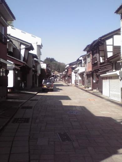 諏訪町本通り1