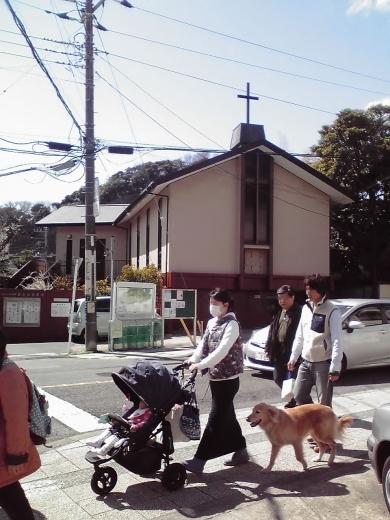 鎌倉恩寵教会2