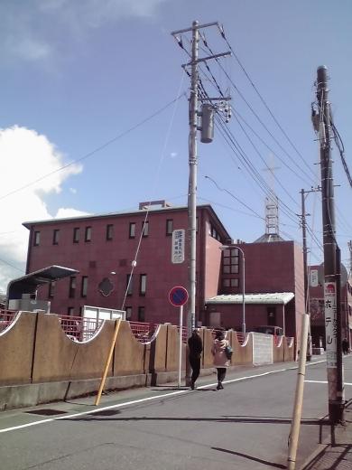 鎌倉雪ノ下教会1