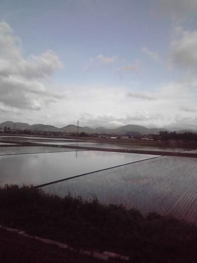 琵琶湖線の車窓から③