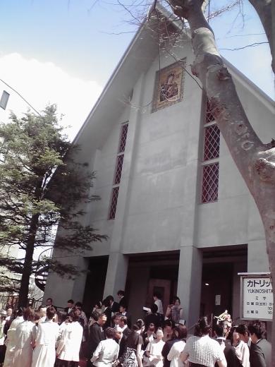 カトリック雪ノ下教会 9
