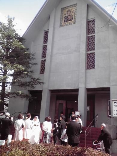 カトリック雪ノ下教会 8