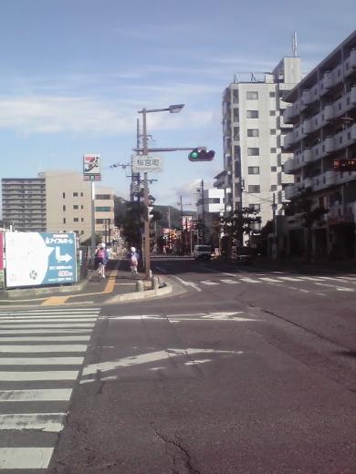 桜宮町交差点
