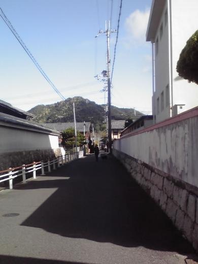 門前の小路