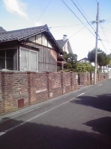 池田町洋風住宅街