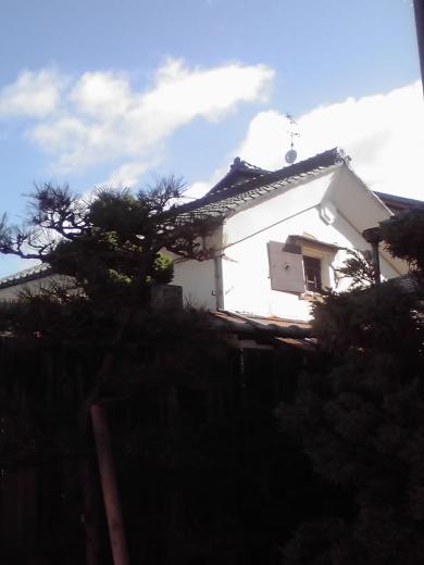 北元町の蔵屋敷