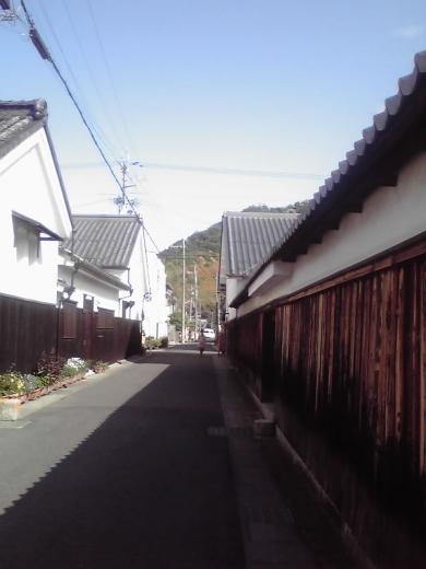北元町の路地