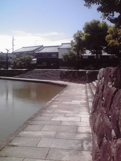 八幡堀の風景2