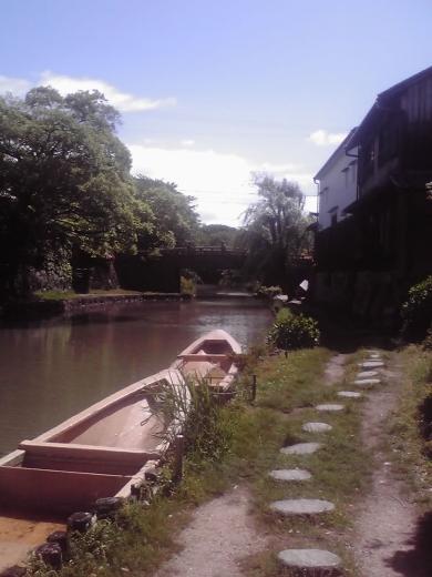八幡堀の風景3