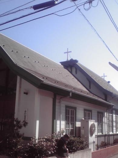 鎌倉聖ミカエル教会1