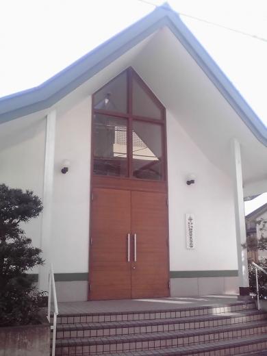鎌倉聖ミカエル教会2