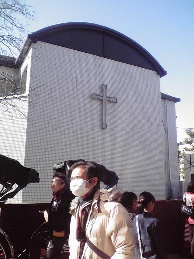 鎌倉聖ミカエル教会6